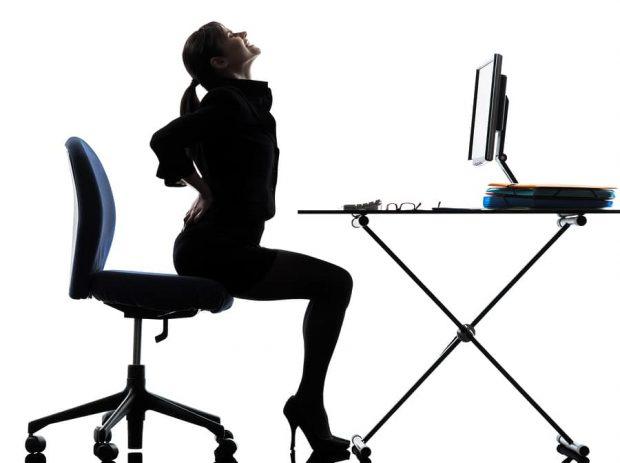 نشستن بیش از حد
