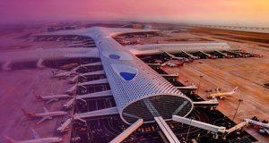 فرودگاه شنزن چین
