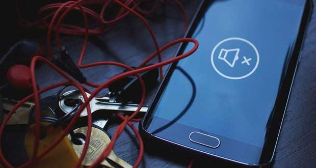 قطع شدن اسپیکر گوشی های اندرویدی