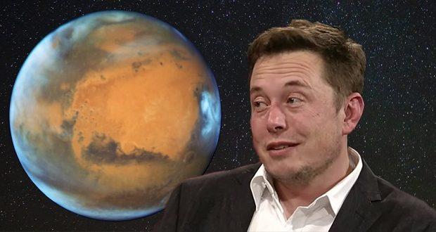 ایلان ماسک باز هم بر ایده خودش مبنی بر حمله اتمی به مریخ پافشاری کرد!