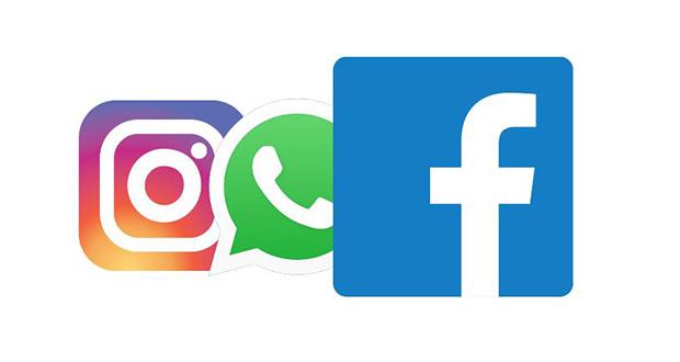 تغییر نام اینستاگرام و فیسبوک