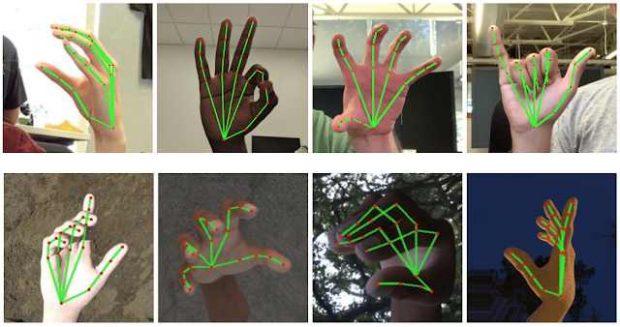 ترجمه زبان اشاره