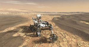نشانه های حیات در مریخ