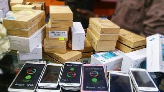 واردکنندگان گوشی های موبایل
