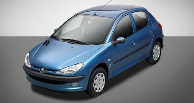 قیمت خودرو در بازار ایران تا 1 میلیون تومان کاهش پیدا کرد