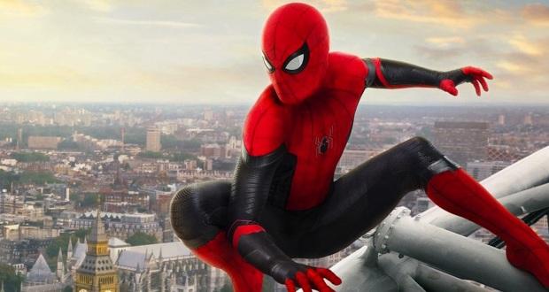 مرد عنکبوتی از دنیای سینمایی مارول کنار رفت