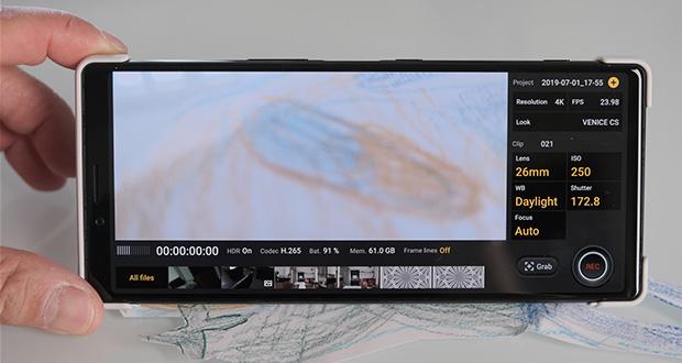 امتیازهای ناامیدکننده دوربین سونی اکسپریا 1 در آزمونهای DxOMark