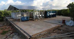 آب شیرین کن با انرژی خورشیدی