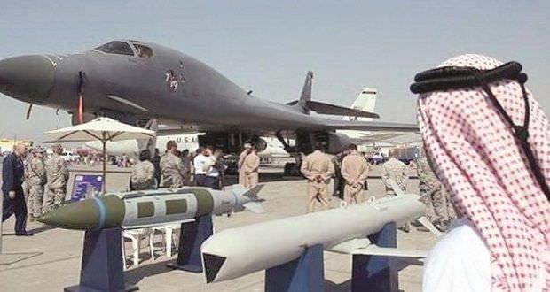 قدرت نظامی کشورهای عربی