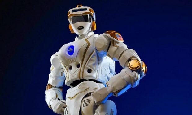 ربات انسان نما والکری