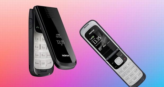 نسخه 4G نوکیا ۲۷۲۰