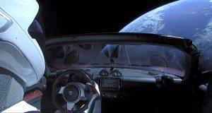 استارمن SpaceX