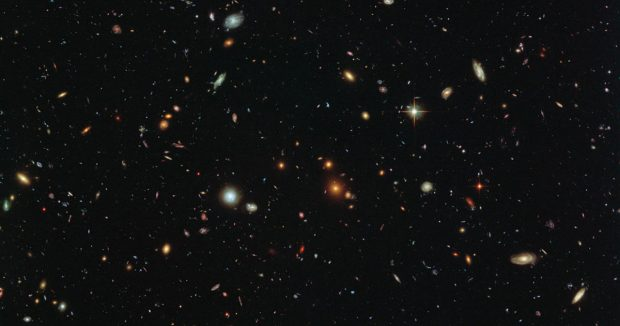 تکامل کهکشان ها