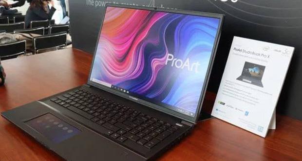 بررسی اولبه لپ تاپ ایسوس ProArt StudioBook Pro X