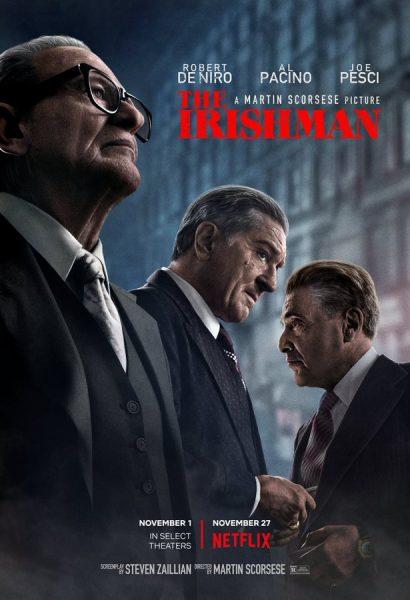 پوستر فیلم مرد ایرلندی
