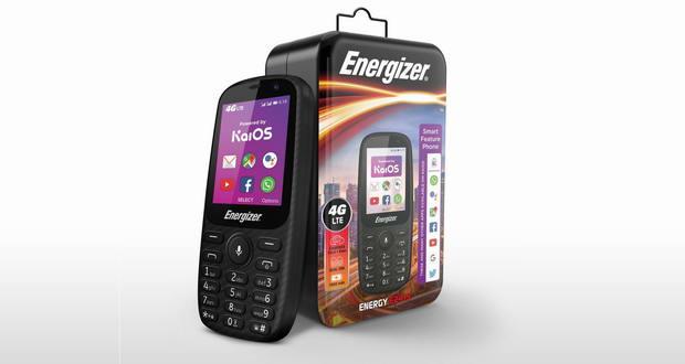 گوشی انرجایزر E241S