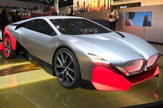 نمایشگاه خودرو فرانکفورت 2019