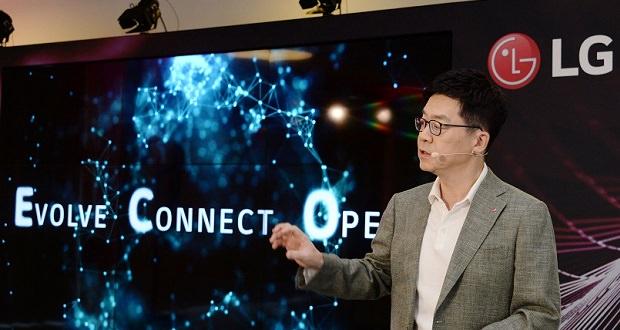 پنل گفتگوی آیندهنگرانه ال جی درباره هوش مصنوعی در IFA 2019