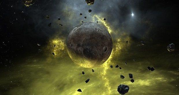 کشف اسرار کیهان در ماه