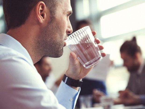 میزان نوشیدن آب