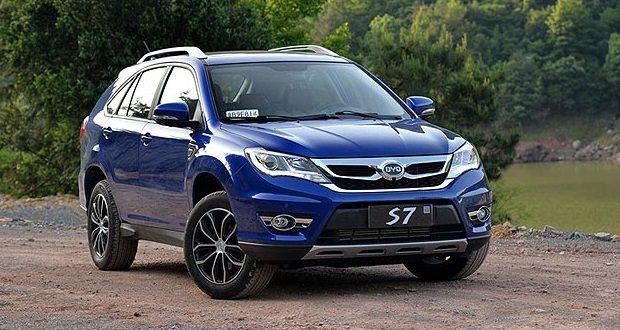 شرکت کارمانیا برای مشتریان خودروهای بی وای دی اس 7 چهار پیشنهاد ارائه داد