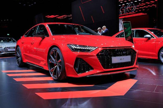 آئودی RS7 مدل 2020