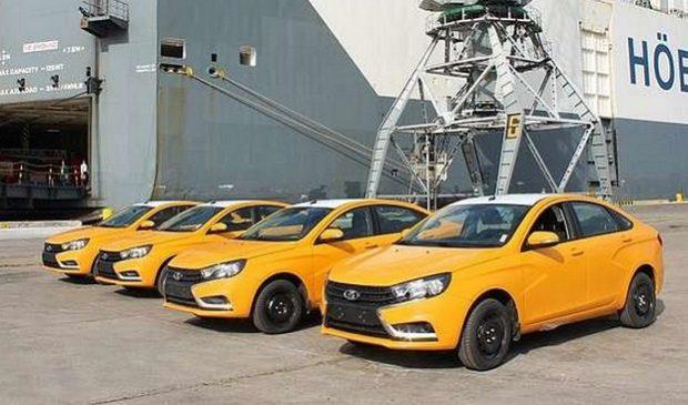 واردات خودروهای روسی