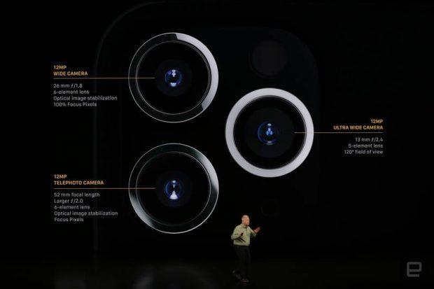 آیفون 11 پرو و آیفون 11 پرو مکس اپل