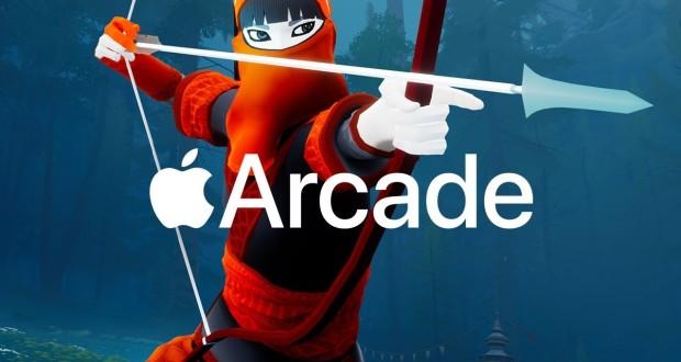فهرست بازی های تایید شده برای سرویس اپل آرکید