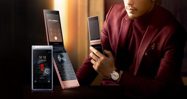 گوشی تاشو سامسونگ W2020 به حافظه داخلی 512 گیگابایتی مجهز خواهد بود