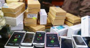 واردات گوشی مسافری