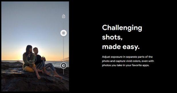 دوربین گوگل پیکسل 4