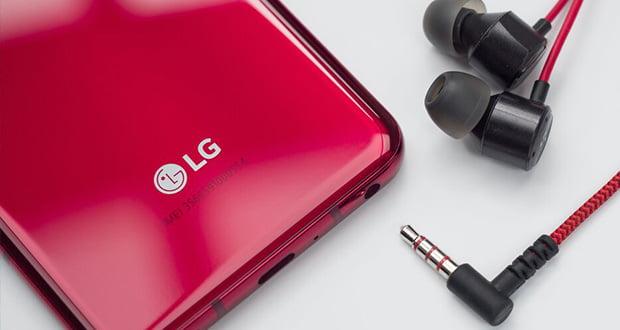 5 ویژگی گوشی های ال جی