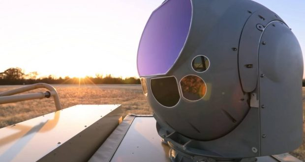 سلاح لیزری ضد پهپاد