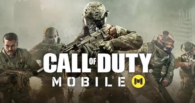 بازی کال آف دیوتی موبایل