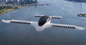 پرواز آزمایشی تاکسی پرنده لیلیوم
