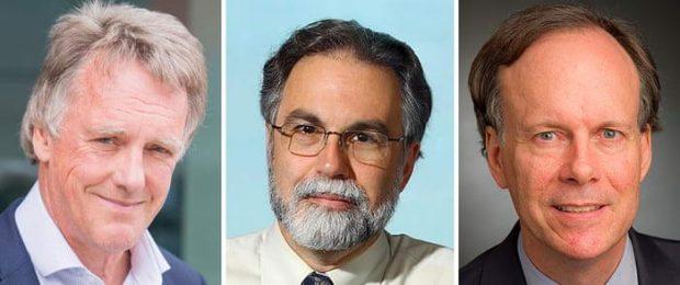 برندگان نوبل پزشکی 2019