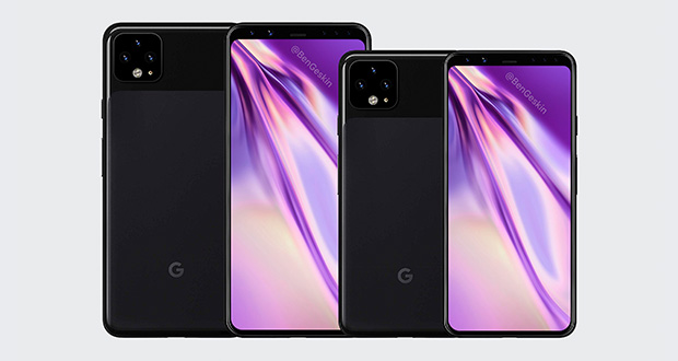 تفاوت دو گوشی پیکسل ۴ و ۴ ایکس ال