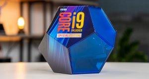نسخه ویژه پردازنده Core i9-9900KS اینتل