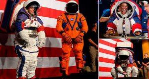 لباس های فضایی
