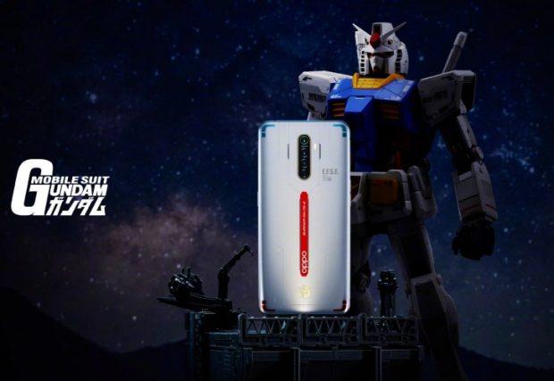 نسخه Gundam Edition رینو ایس