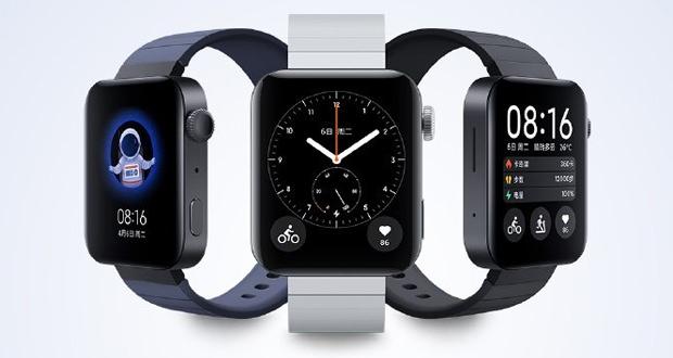 ساعت هوشمند شیائومی می واچ