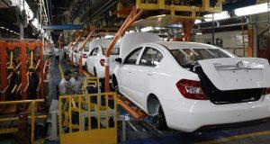 تولید خودروسازان داخلی
