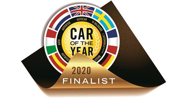 خودروی سال 2020 اروپا