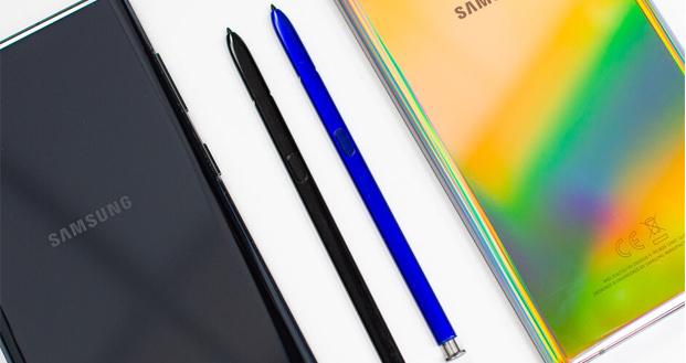 قلم گلکسی نوت 10 لایت به بلوتوث مجهز خواهد شد