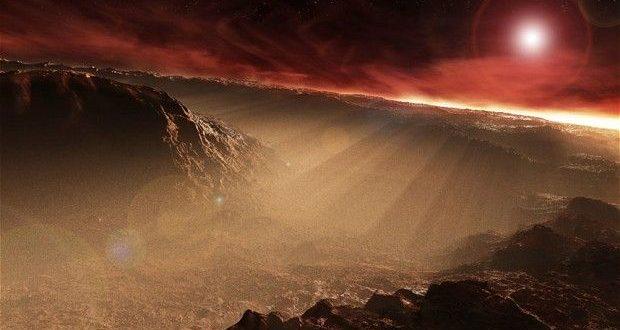 هوای مریخ