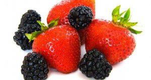 میوه کم قند