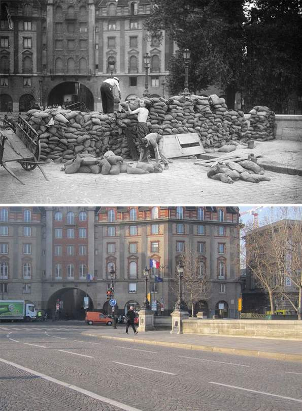 تغییرات اروپا پس از جنگ جهانی دوم