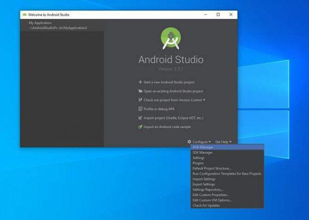 اجرای اپلیکیشن های اندرویدی روی کامپیوتر