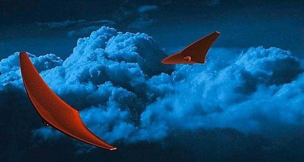 طرح پیشنهادی محققان برای کاوش سیاره زهره با فضاپیماهایی به شکل سفره ماهی !